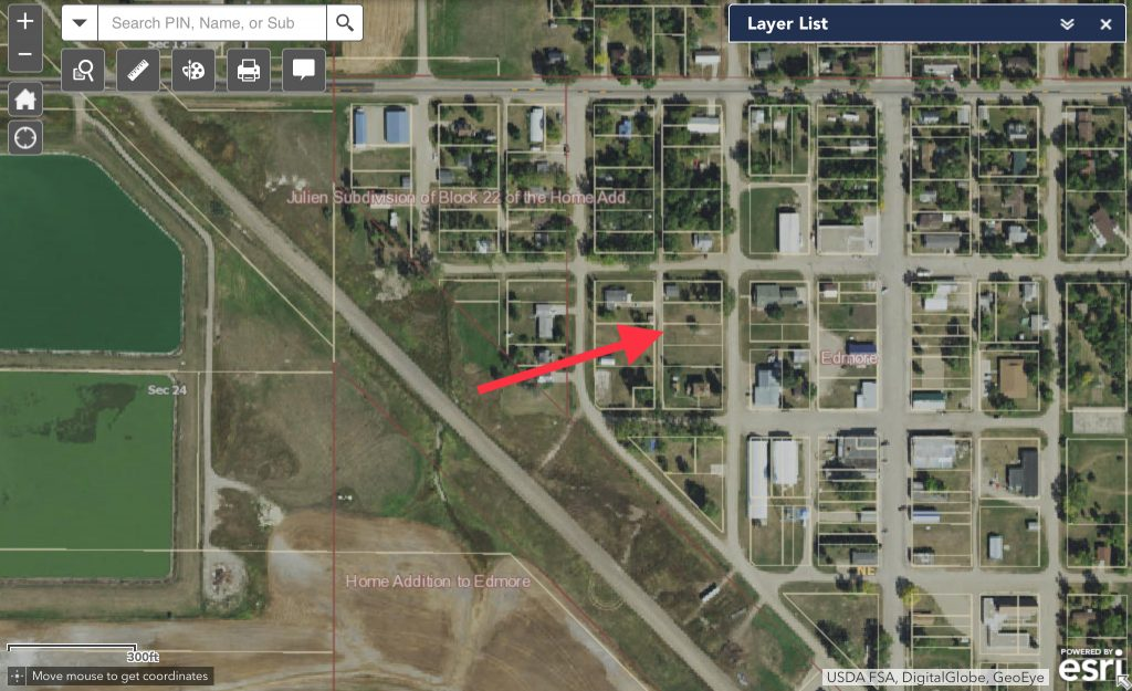 2 Tiny Home Lots Edmore North Dakota 14 000 Sq Ft