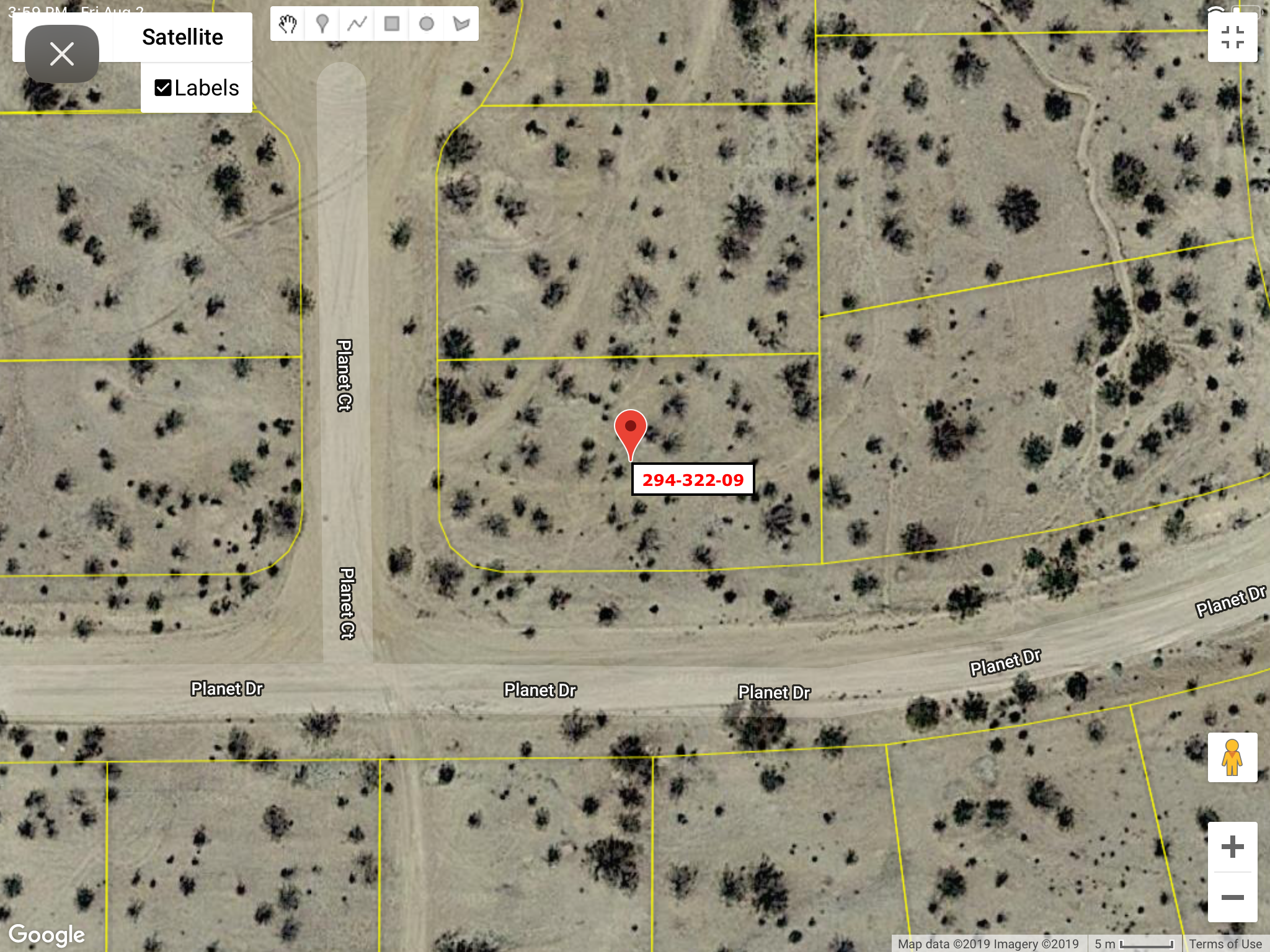 Corner Lot California City Ca 8 000 Sq Ft